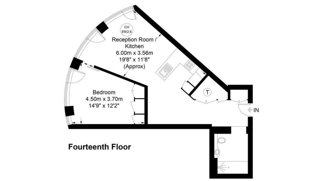 SBT floor plan